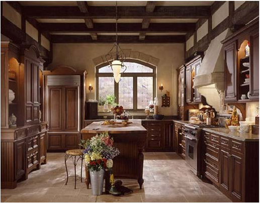 Key interiors by shinay tuscan kitchen ideas for Tuscan style kitchen lighting