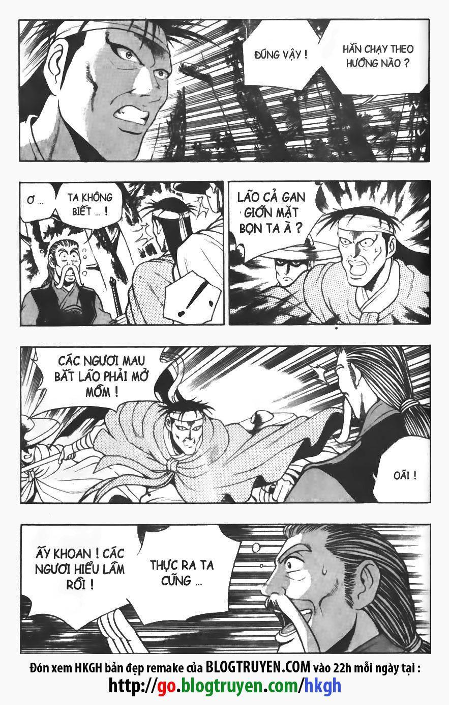 Hiệp Khách Giang Hồ chap 101 page 4 - IZTruyenTranh.com