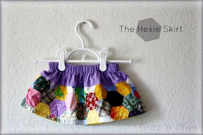 The Hexie Skirt
