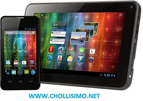 "CHOLLO Tablet 7"" + Telefono 63€"