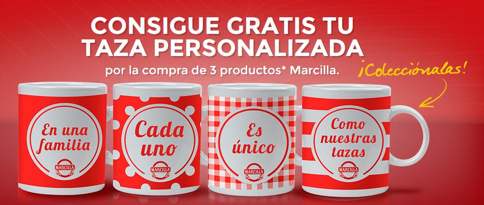 muestras gratis taza personalizada