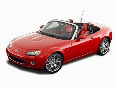 Harga Mobil Mazda MX-5