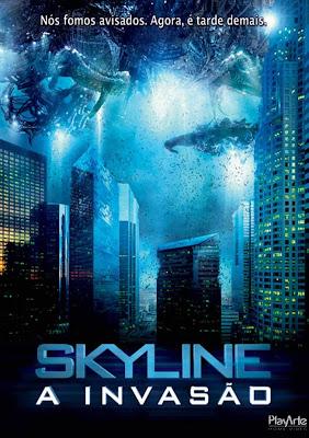 Skyline: A Invasão - DVDRip Dual Áudio