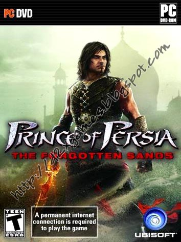 Free Download Games - Prince Of Persia The Forgotten Sands