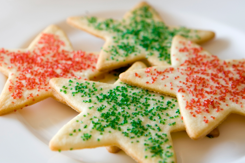 New Translation Christmas Cookie Recipe