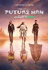 Future Man Temporada 2 audio español