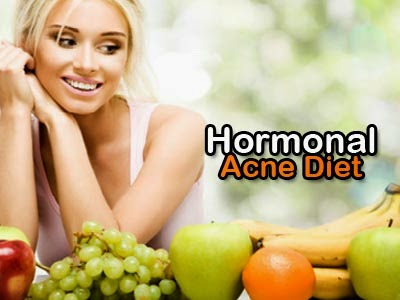 hormonal acne diet