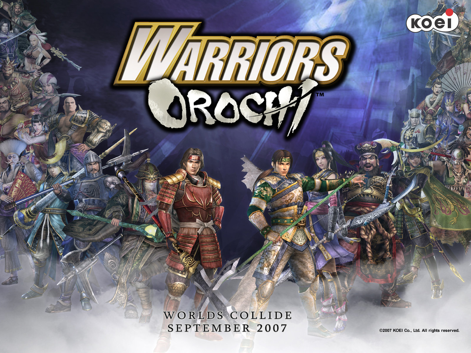 samurai warriors 2 4th weapon guide