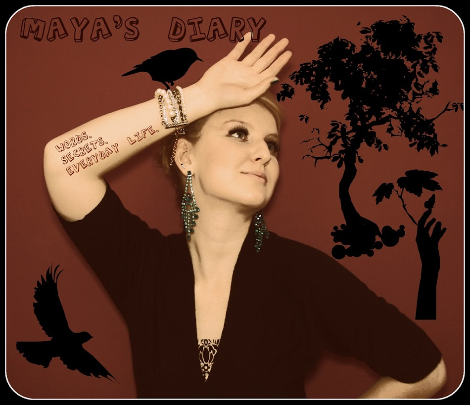 Maya's Diary