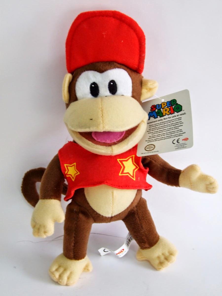Peluche Didi Kong de Nintendo