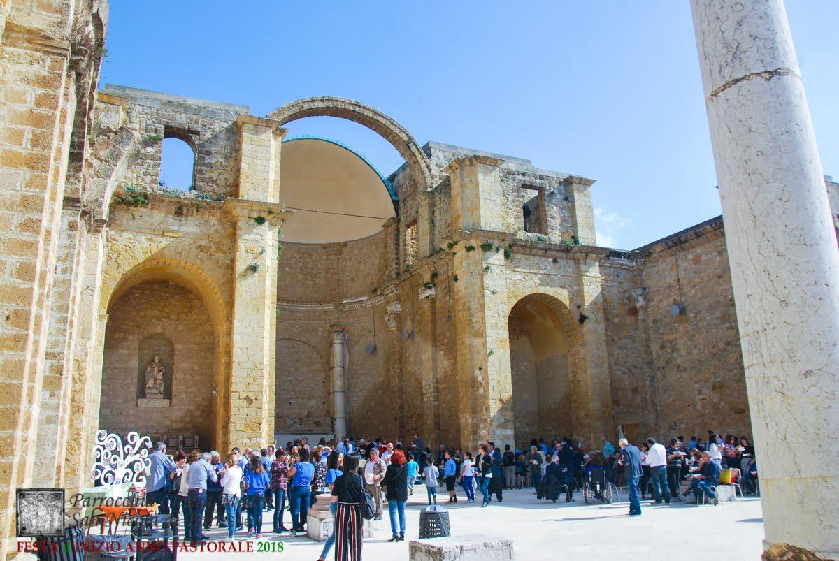 FESTA d'INIZIO ANNO PASTORALE 2018