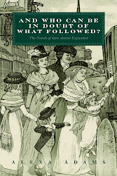 And Who Can Be In Doubt Of What Followed?: The Novels of Jane Austen Expanded