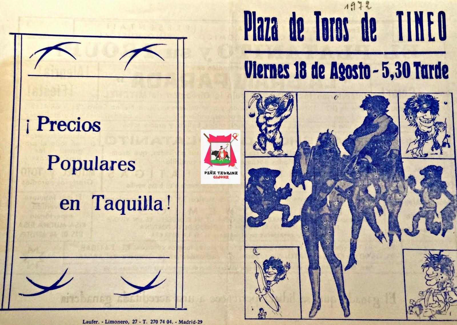 PLAZA DE TOROS DE TINEO