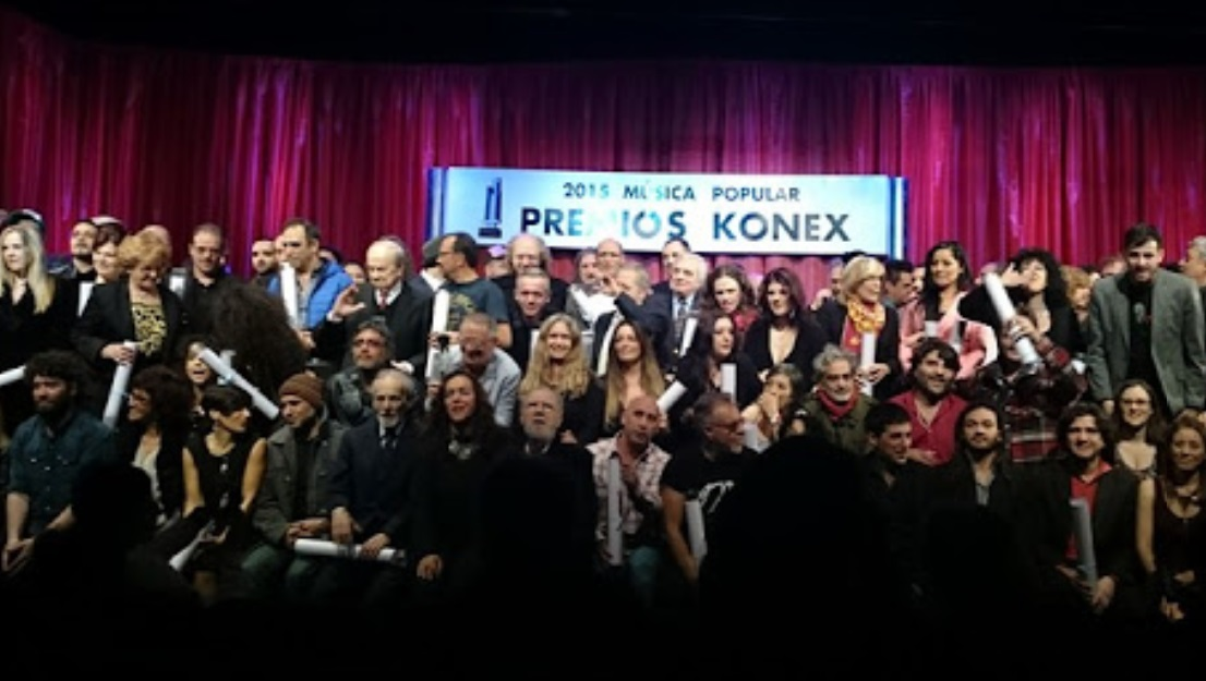 * Premios Konex 2015
