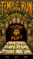 Temple Run Samsung Galaxy S III Wallpapers