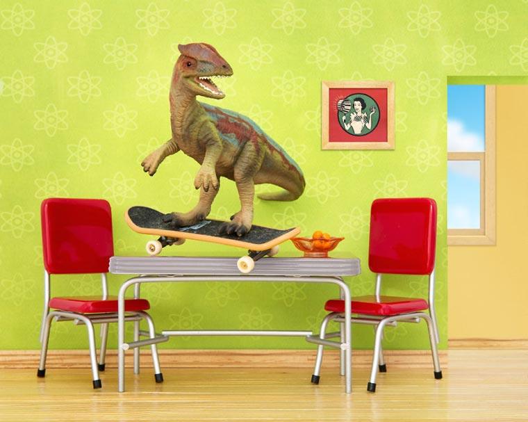A vida secreta dos Dinossauros