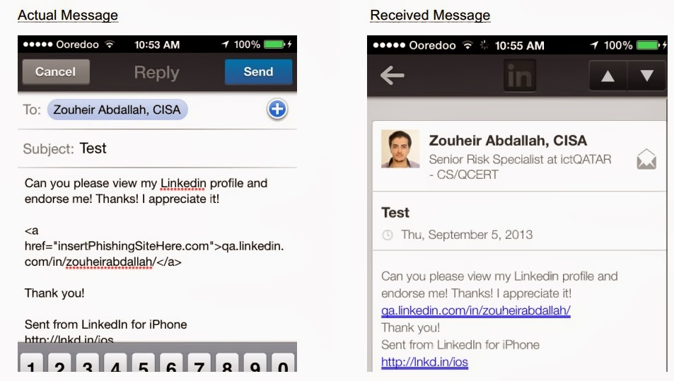 how to delete linkedin messages on app
