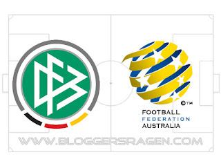 Prediksi Pertandingan Jerman vs Australia