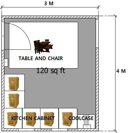 berbagi contoh desain rumah dapur sederhana