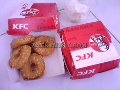 KFC Fish Donut
