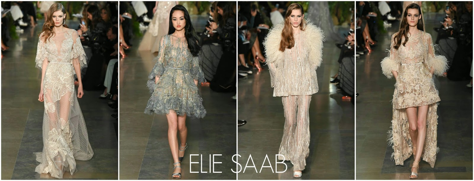 catwalk, runway report, designer, fashion week, Elie Saab SS15 Couture show, Paris, fashion week