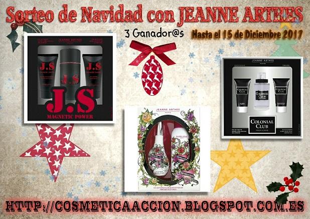 sorteo Jeanne Artees