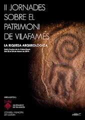 II JORNADES SOBRE EL PATRIMONI. VILAFAMÉS
