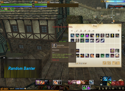 ArcheAge - Insufficient Labor Points