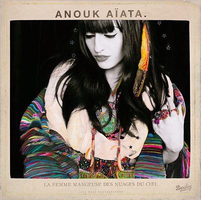 Anouk Aïata - Photo: Lisa Roze