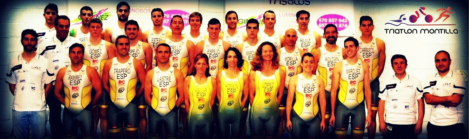 CLUB DEPORTIVO TRIATLON MONTILLA