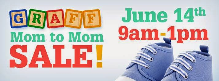 Mom to Mom Sale at Graff Bay City