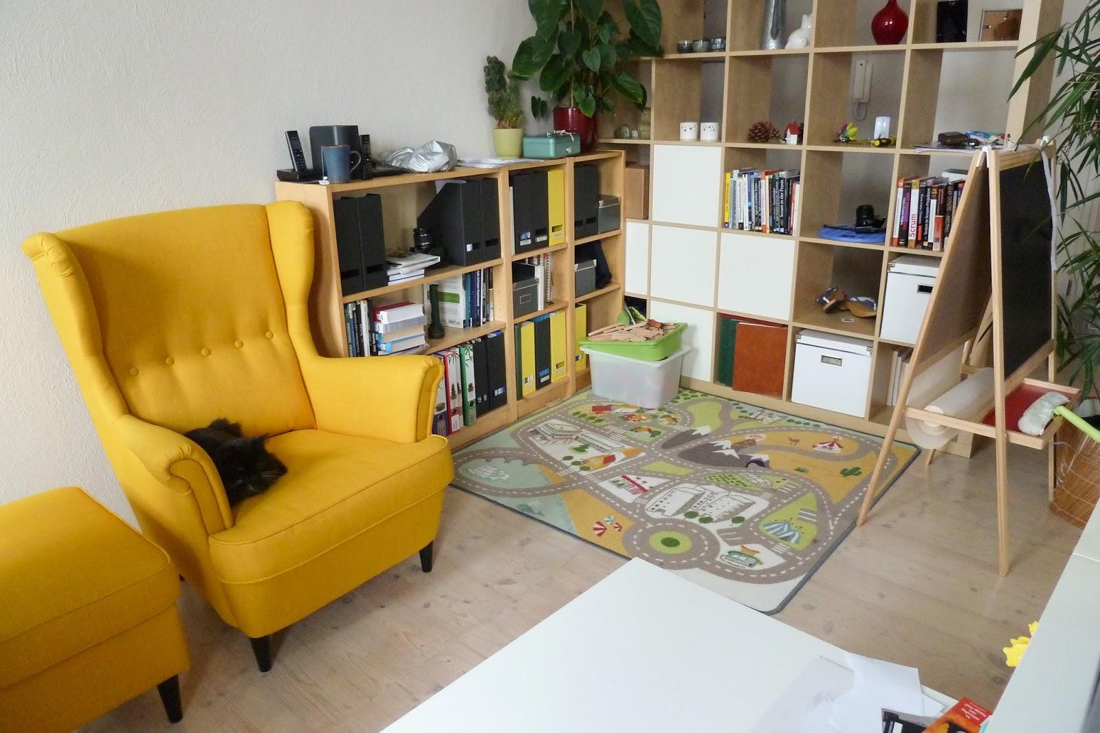 Arbeitszimmer gestaltungsmöglichkeiten ikea  wieder schief: wieder schief reloaded
