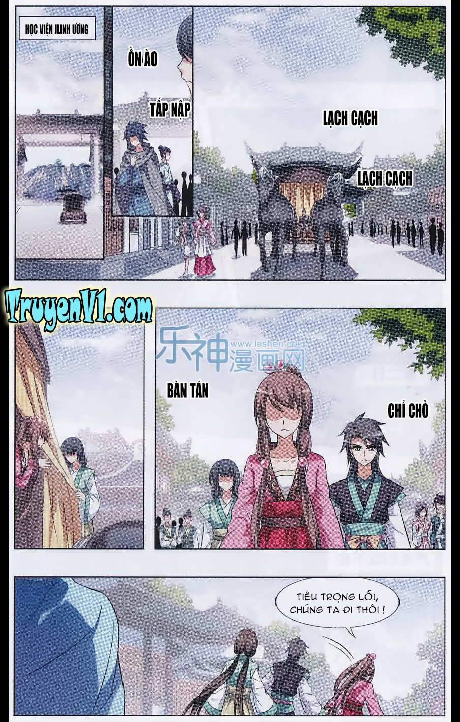 sfscommunity.com Phượng Nghịch Thiên Hạ Chap 44