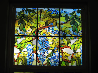 Fake It Frugal Fake Stained Glass Window