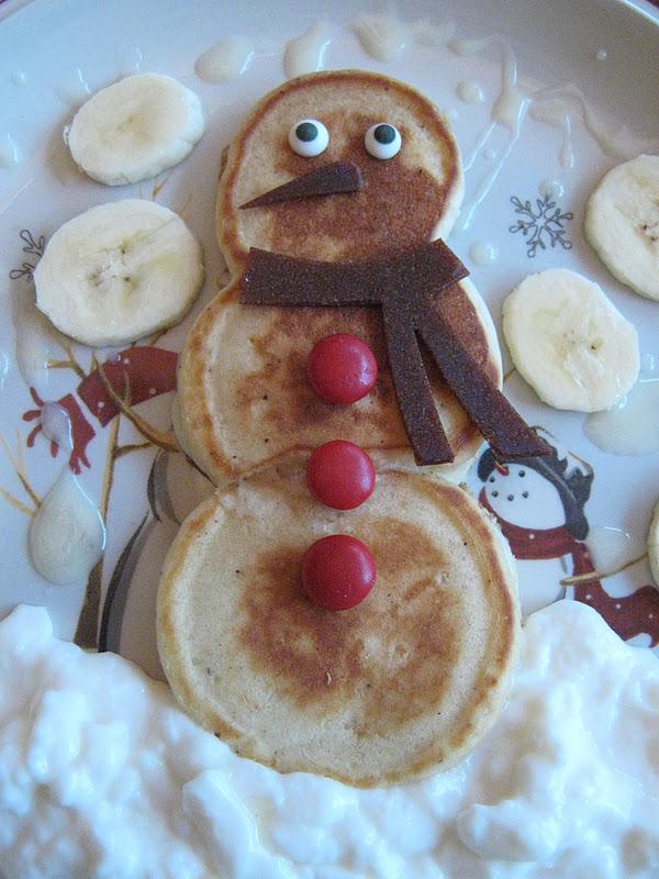 Rindy Mae: Eggnog Pancakes