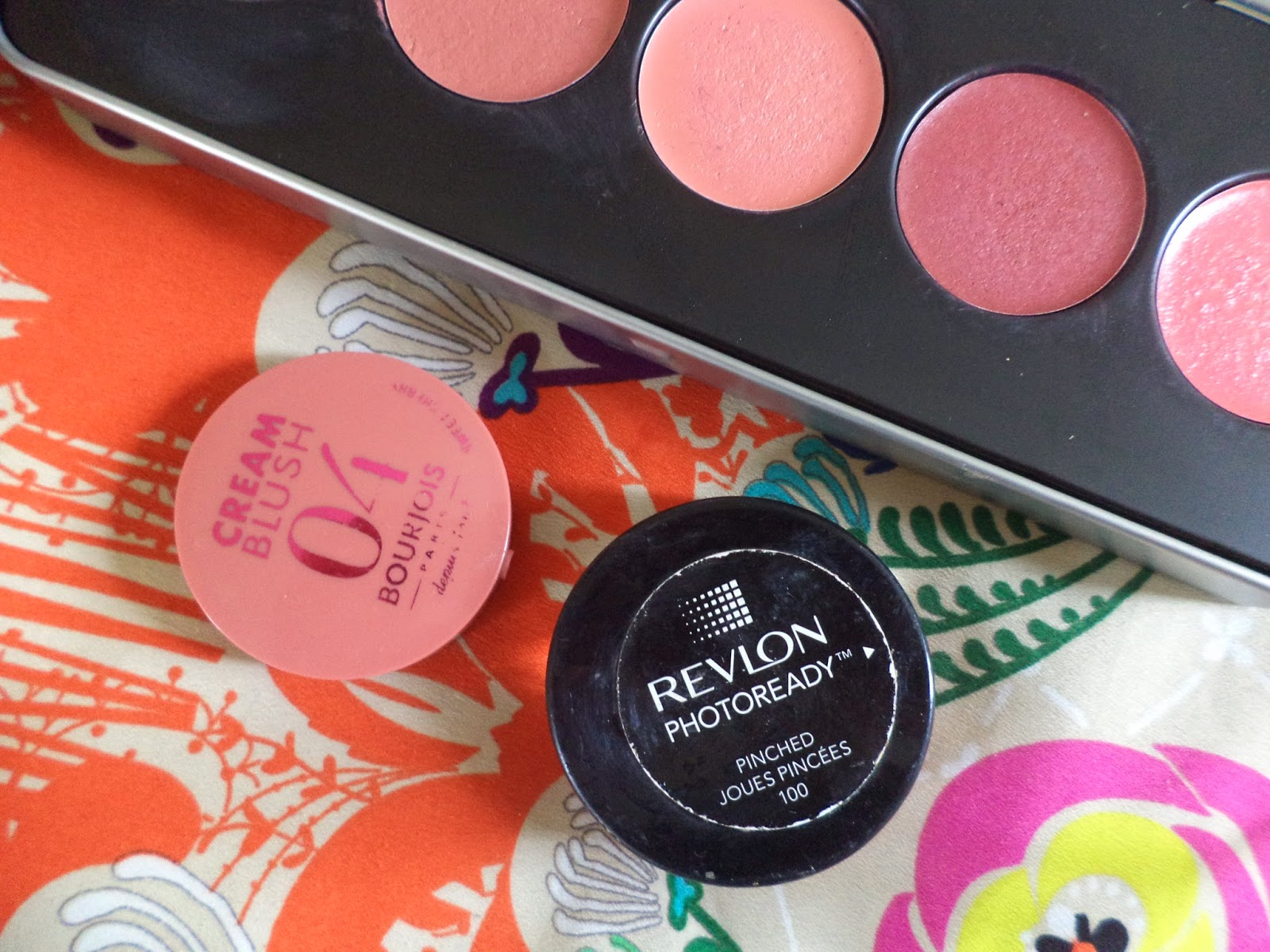 perfect summer cream blushes