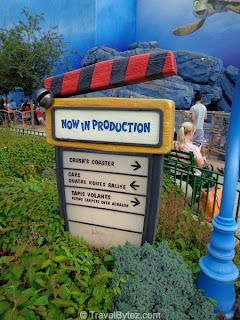 Walt Disney Studios Park Rides