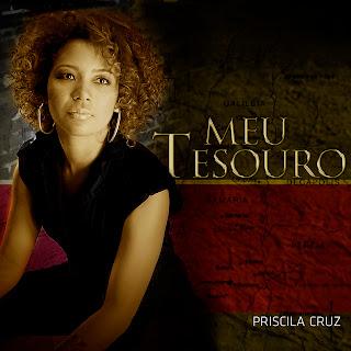CD+Meu+tesouro Baixar CD Priscila Cruz   Meu Tesouro 2011