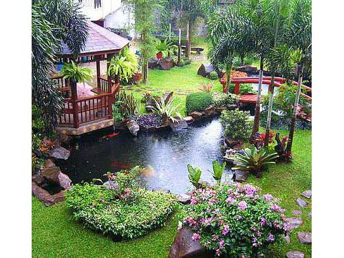 Lovely Garden Design
