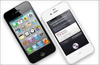 iphone 4s... now appearing at my house in black