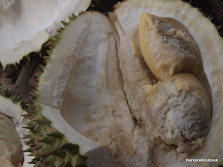 thehomefoodcook - durian - fruit