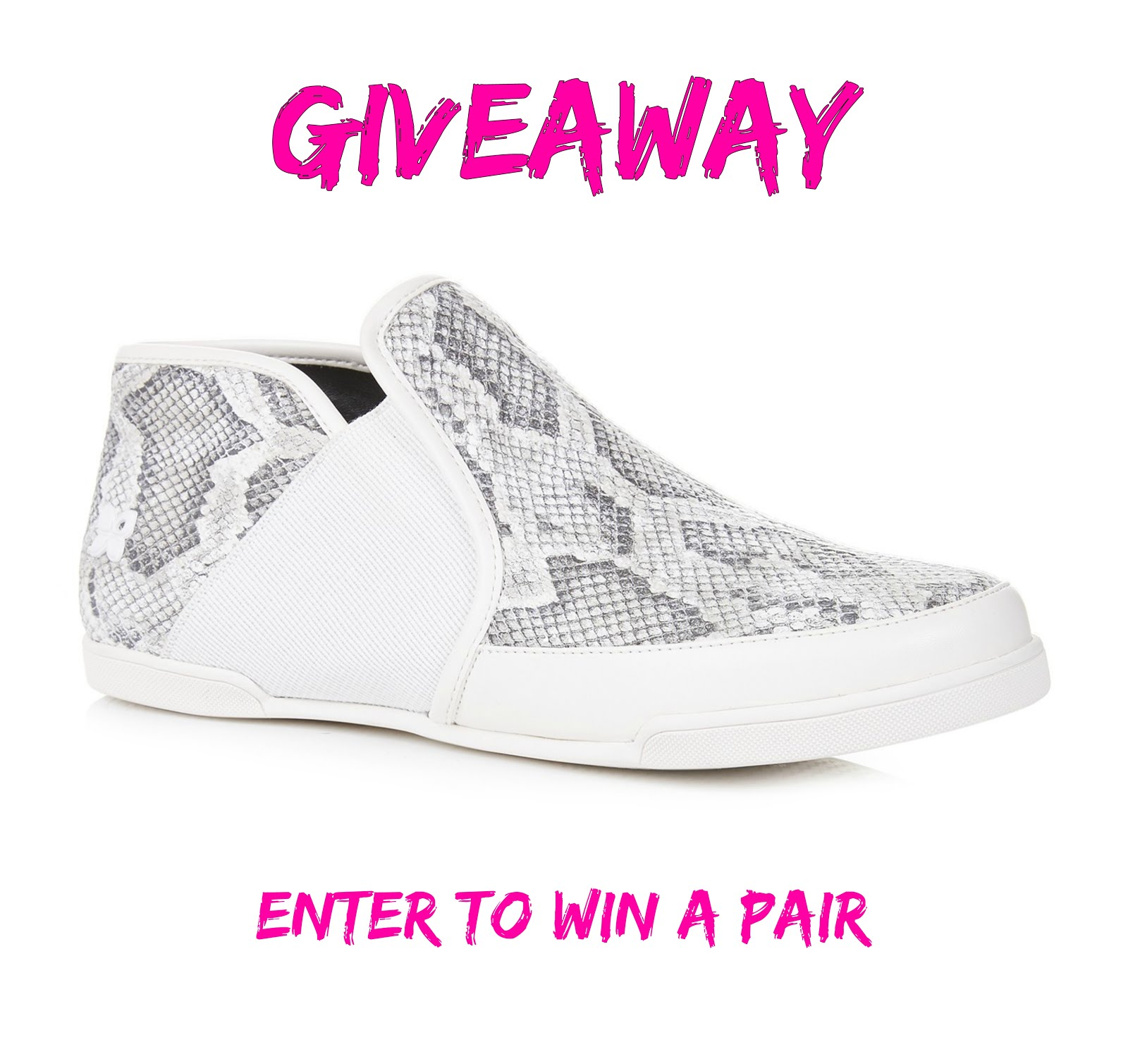 GIVEAWAY: Enter Now!