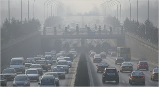 """Good"" cholesterol can transform the ""evil"" because of his nervous air pollution"