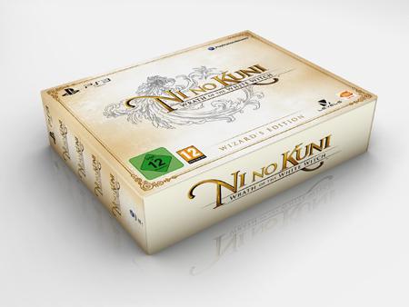 Ni No Kuni: La ira de la bruja blanca - Edición Wizard