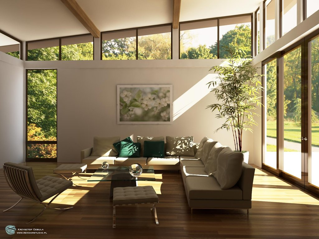 Interior Design Of Living Room Modern