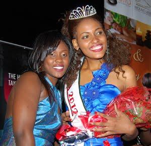 Miss Arusha 2012