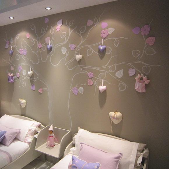El armario de mis princesas decoraci n infantil cambio - Decoracion de pintura en paredes ...