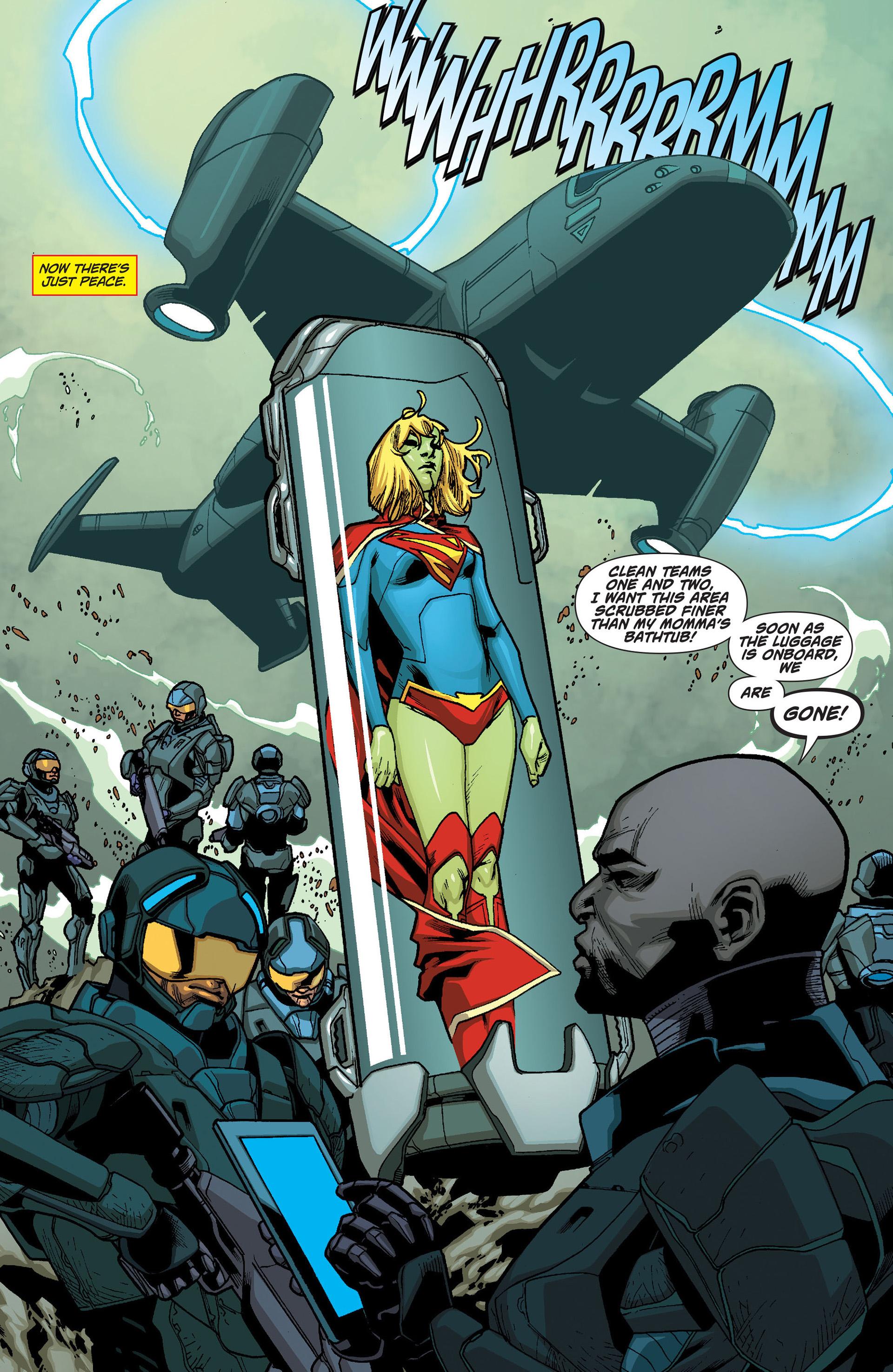Supergirl (2011) Issue #19 #21 - English 4