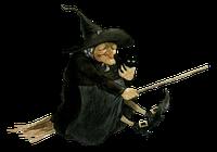 Salve as forças das bruxas do bem...