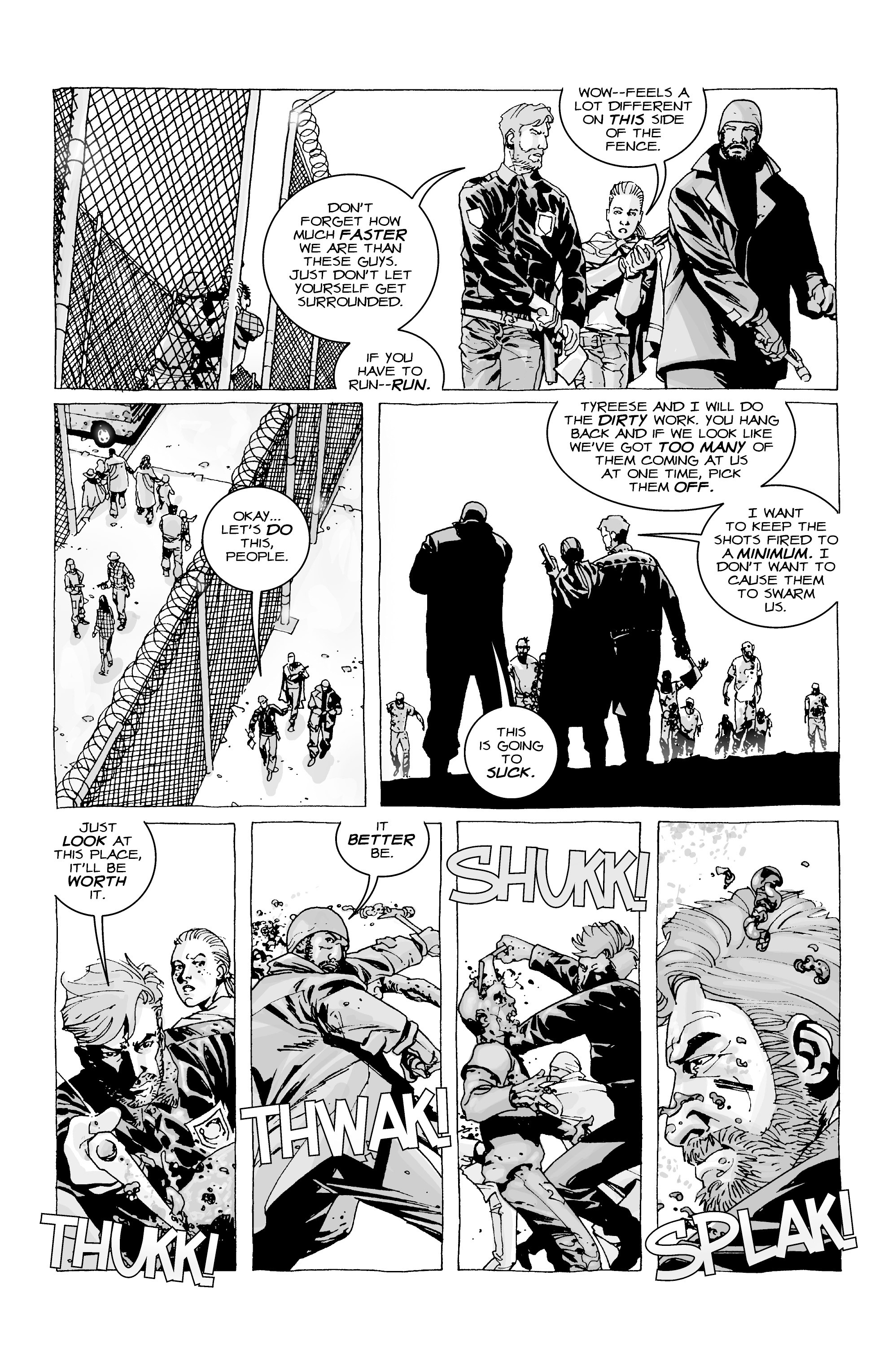 The Walking Dead Issue #13 Page 6